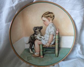 Vintage Bessie Pease Guttman (A Childs Best Friend)
