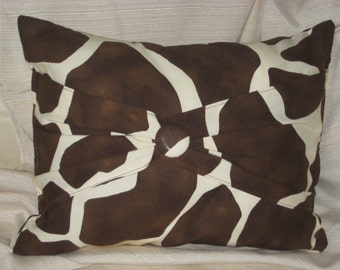 Animal Print Throw Pillow(Free Shipping)