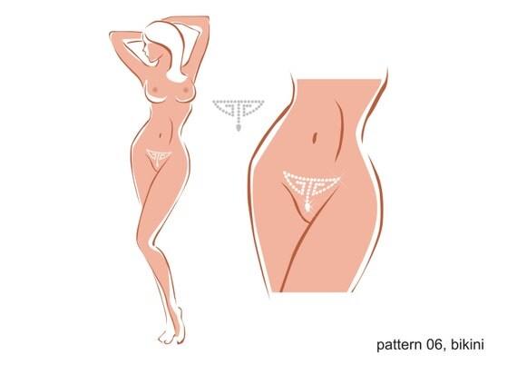 Bikini Bereich Rasiertipps