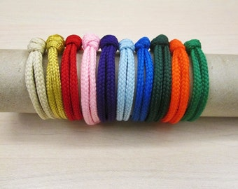 Puppy ID Collars, Adjustable, Newborn whelping litter bands, 10pcs Set