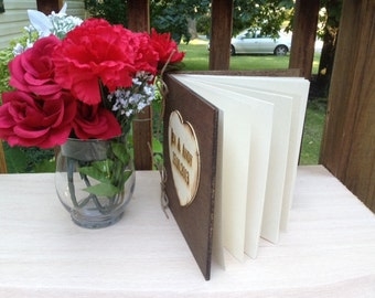 Extra Ivory Pages for Guest Books