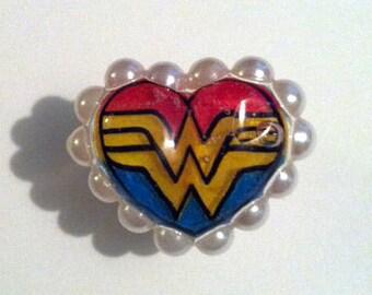 wonderwoman ring