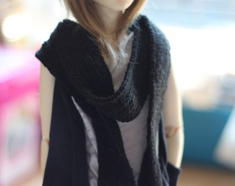 BJD Scarf  (choose your size and color)