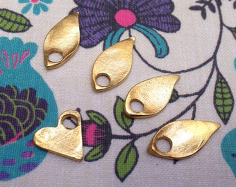 Gold Fingerprint Jewellery