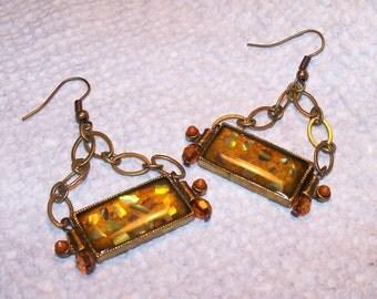 Re Purposed Earrings
