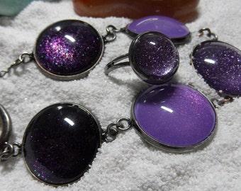 "Necklace - ""Lilac Dream"""