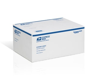 Upgrade to INTERNATIONAL Express Shipping ( 3 - 5 Business days delivery timeframe)