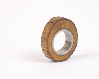 Forest themed Ring