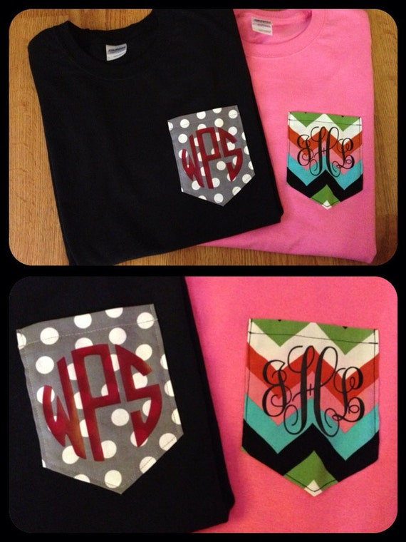 items similar to decorative pocket t shirt with vinyl With vinyl lettering machine for t shirts