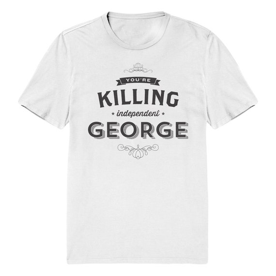Independent George t Shirt
