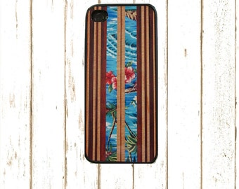 Tropical Design IPhone 6 Case, Surfer iphone 5/5S case,Hawaiian iphone 6/6S case, Beach IPhone 6/6S case Case, Cool iphone 6 Case