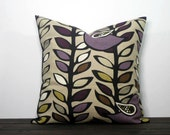 Purple 20x20 Pillow Covers