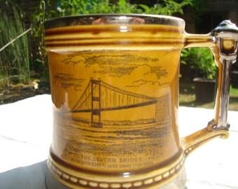 Collection ceramic mug.Beer mug of ceramic collection.