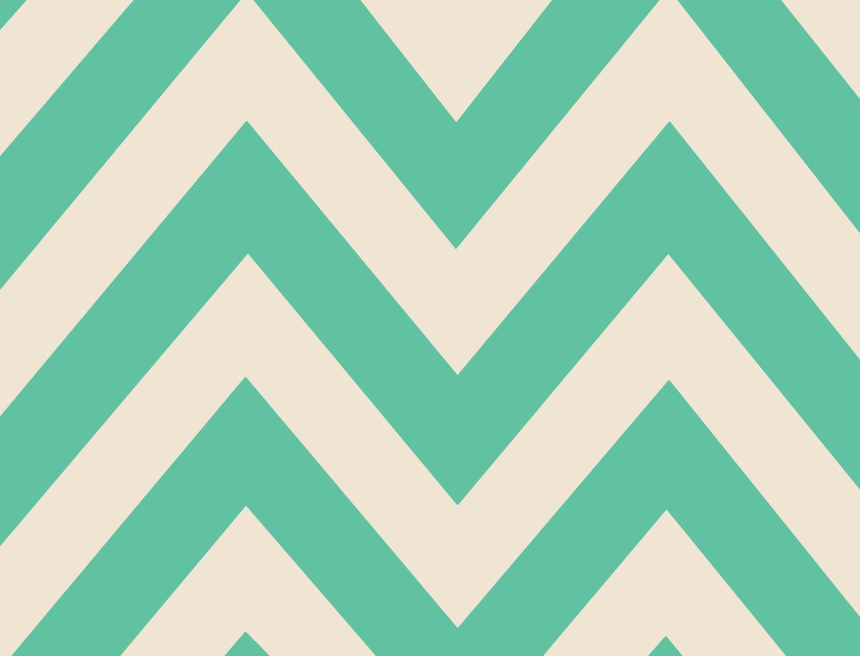 Wide Chevron Wallpaper Chevron Jersey Knit Fabric in