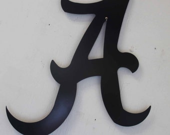 Officially Licensed University of Alabama Script A