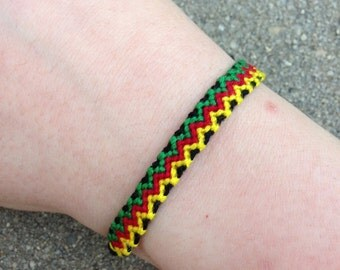 The Rastafarian Friendship Bracelet