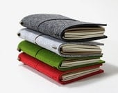 Refillable Felt Journal MIDORI Traveler's Notebook