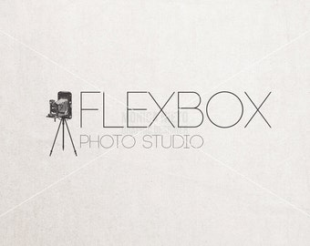 Custom Premade Professional Photography Logo & Watermark/ Photographer Logo/ Photography Studio Logo