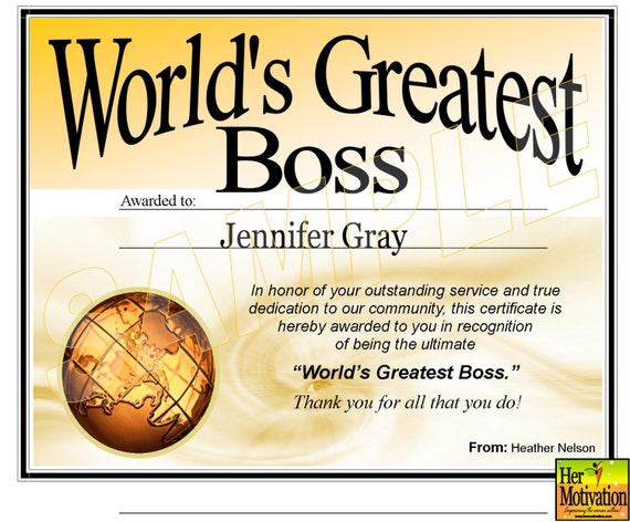 Worlds best boss certificate tiredriveeasy worlds best boss certificate yadclub Image collections