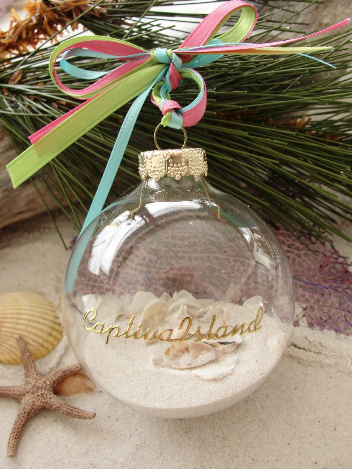 Christmas Ornament Wedding Favors