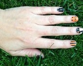 Halloween Nail Strips - Spooky