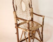 Dream Ca' Chair No.12 Recycled Tree Limb Furniture - AlexHagendorf