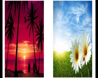 Bezel Images - Bezels - Nature - Jpeg Download - Digital Download Sheet - Collage Sheets - Dominoes - Dominoe Jewelry - Stickers - DDP222