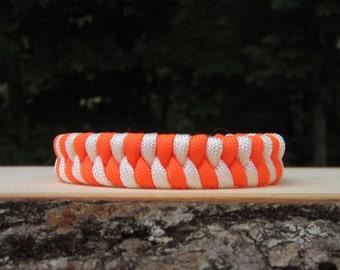 Slim Switchback Survival Bracelet