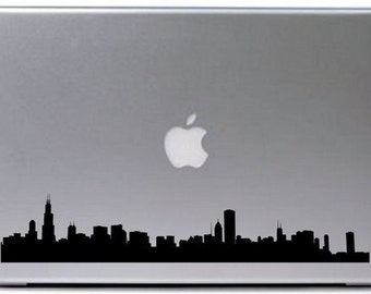Chicago Window Decal Etsy - Window stickers for cars chicago