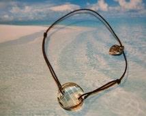 Bracelet Crystal transparent
