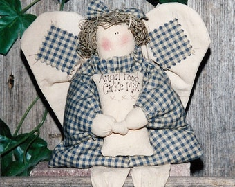 ANGEL WINGS SEWING PATTERN | Free Patterns