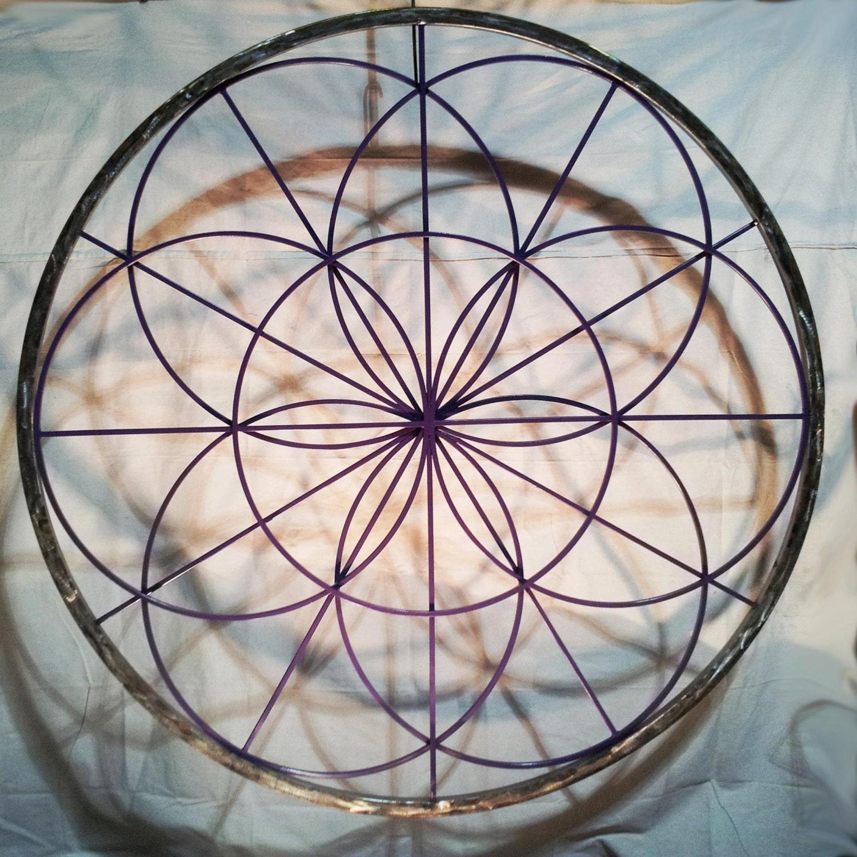 sacred geometry seed of - photo #5