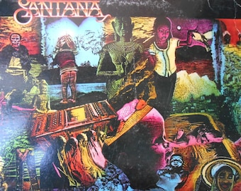 Santana Beyond Appearances vinyl record