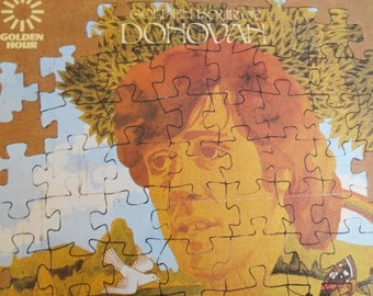 Golden Hour Of Donovan- vinyl record