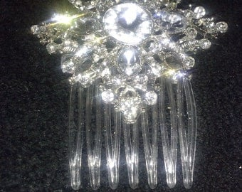 Formal Square Hair Comb