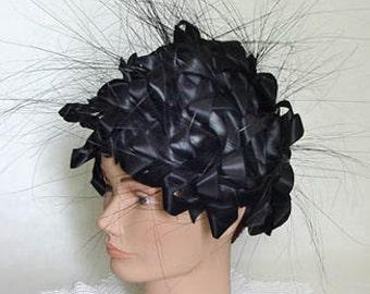 Vintage Christian Dior Hat (Inventory #HAT100)