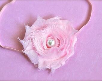 Emma headband - Pink