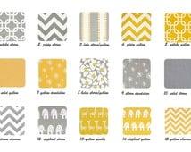 Gray and Yellow Pillows Chevron Pillow Decorative Throw Pillows Cushion Covers Yellow Pillows Grey Pillows Chain link Pillows stripe
