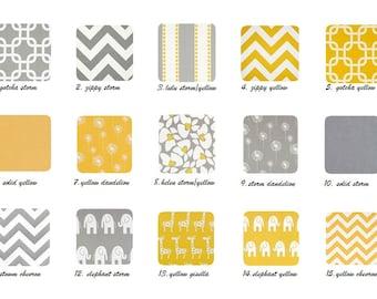 Gray and Yellow Pillows Chevron Pillow Decorative Throw Pillows 18 x 18 Cushion Covers Yellow Pillows Grey Pillows Chain link Pillows stripe