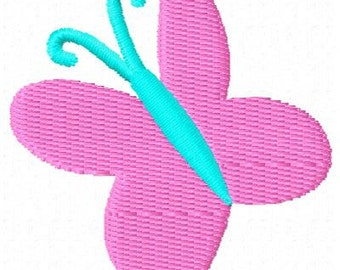 Butterfly Mini Embroidery Design