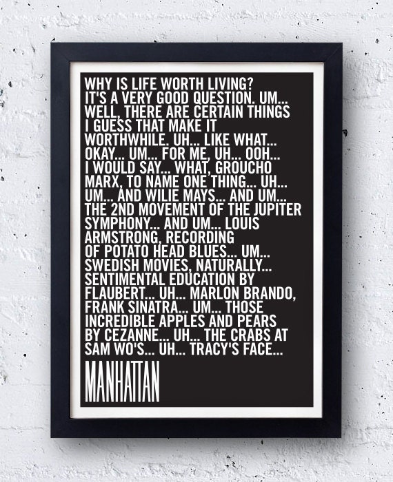 4 things that make life worthwhile 1) life is worthwhile if you learn we learn by what we see, what we hear and what we read we learn from our own experiences and from other peoples'.