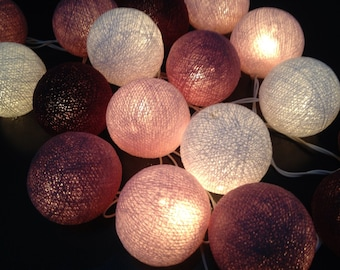 Rabattcode cotton ball lights
