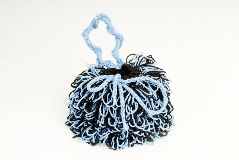 Handmade Crochet Bags : Women crochet Bags & Purses handmade crochet bag by kikapaca