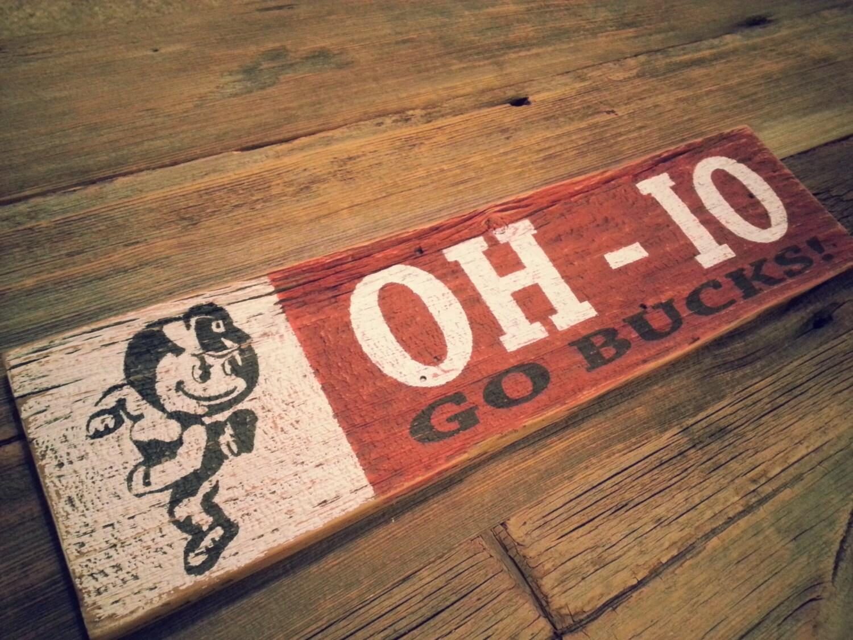 Ohio State Decor
