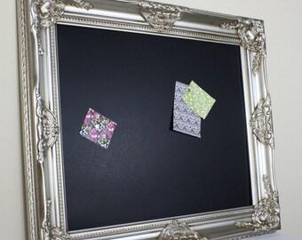 Wedding Chalkboard Champagne Magnetic Framed Chalkboard Memo Menu Kitchen Chalkboard Magnet Bulletin Board Message Sign 16x20