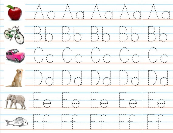 Free Worksheets Printable Preschool Writing Worksheets Free – Letter a Handwriting Worksheets Kindergarten