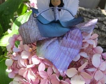 Cristina Coronaria flower fairy