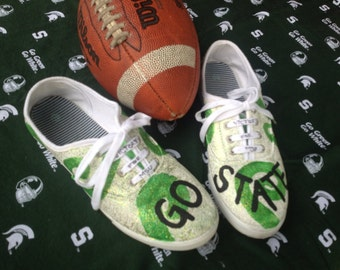 Sports Teams Shoes - custom, hand-painted, made to order shoes