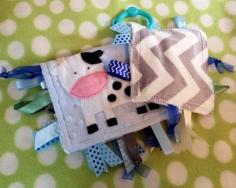 Snuggly Blanket Mini Gift Set for Baby