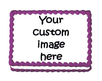 Blank Birthday Sheet Cake Images amp Pictures Becuo
